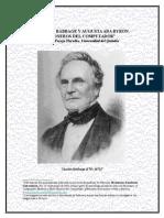 Charles Babbage y Augusta Ada. Pioneros Del Computdor