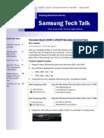 Samsung CE Newsletter August 2012