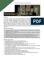 Filmtortenet (3) Tantargyleiras.2015-16