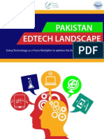 Pakistan Edtech Landscape Report 2015