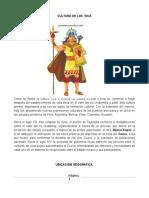 Cultura de Los Inca.señordocx