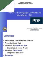 UML - Lenguaje Unificado de Modelado (2008)