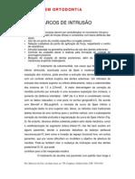 ARCO DE INTRUSÃO