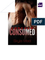 Forever Consumed (Consumed #3) by Skyla Madi Epub
