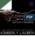 Beautiful Beautiful Broken Promises (Broken #3) - Lauren Kimberly3