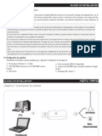 npg 3d nano hdtv user manual  french