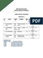 Cronograma Cursos y Pagos Prob. Aprend. i Ciclo 2013-15