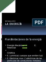 La Energía 6to basico