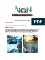 AION Patch Notes 061715