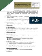7. PROCEDIMIENTO DE OPERACION DE LA FAJA.doc