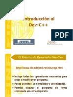 Introducción Al Dev-C++