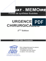 Inter-Memo - Urgences Chirurgicales