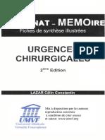 Inter-Memo - Urgences Chirurgicales