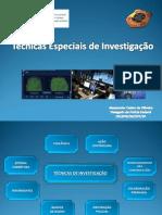 Tecnicas Especiais de Investigacao - Alexsander Oliveira