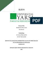 Referat Radiologi Ileus