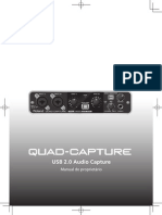 Quad Capture Ua 55 Pt