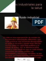 Riesgos Industriales Presentacion Terminada