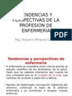 Tendencias y Perspectivas de La Profesion de Enfermeria
