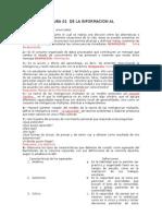 01 de La Informacion Al Conocimiento 01 -C CON RESPUESTAS