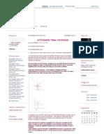 Actividades Tema 4 Economia - Economia & Finanzas
