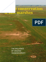 Nature Conservation of Salt Marshes