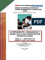 Didáctica de La Matemática II