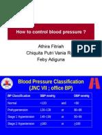 Bimbingan Hypertension