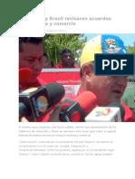 Venezuela y brazil relaciones comerciales