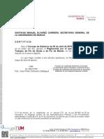 Nuevo Reglamento Tfg y Tfm