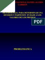 Metodologia Para Division y Particion
