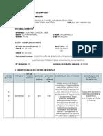 Programa de Prevenção de Riscos Ambientais - PPRA