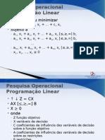 PO Aula02 Programacao Linear