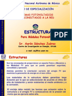 Estructuras Anclaje SFV