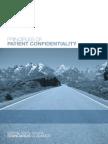 Patient Confidentiality