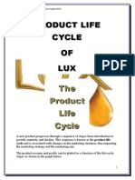 38079063 Product Life Cycle of Lux Soap