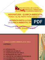 Quimica Ambiental Suelo