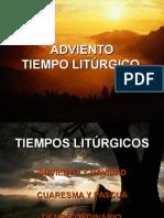 ADVIENTO Tiempo Liturgico