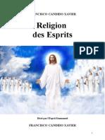 Francisco Candido Xavier Fr Religion Des Esprits Yjsp