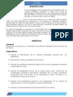 Informe Cuenca Rio Upamayu