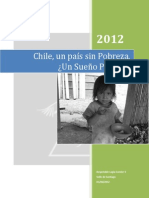 Chile Un País Sin Pobreza