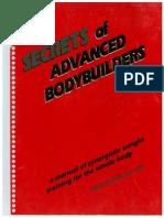 Health for Life - Secrets of Advanced Bodybuilders (1)