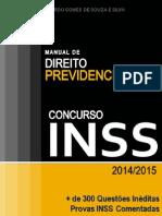 Manual de Direito Previdenciário - COMPLETO.pdf