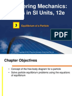 Chapter 3 Equilibrium of Particles
