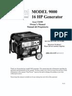 L0607217 Manual de Usuario de Generador Gen-Pro