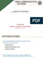 OpComm Lightwave System