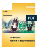 Mech Nonlin Intro 14.5 L02 Procedures