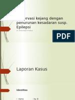 tugas isip epilepsi