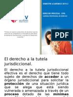 Derecho Procesal Civil 2015-II Sesión 01