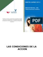 Derecho Procesal Civil 2015-II Sesión 03