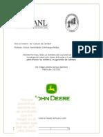 John Deere Su Nombre Su Garantia de Calidad